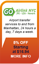 Go Airlink NYC Airport Transfers