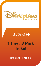Disneyland Paris Offer