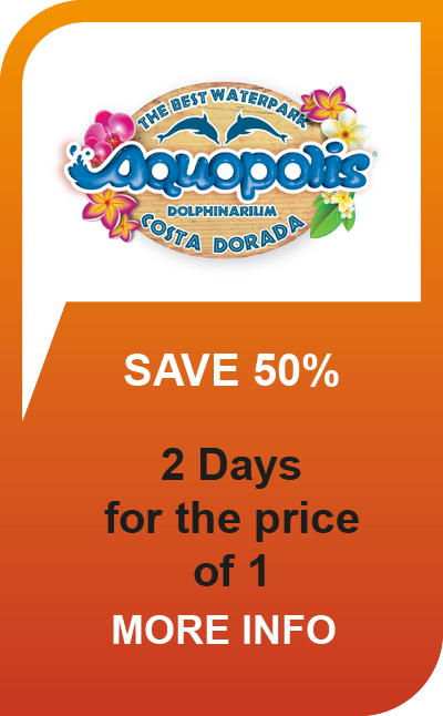 Aquopolis Salou Tickets