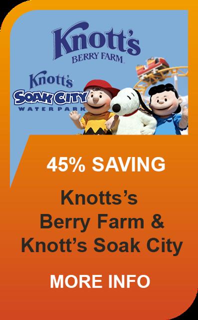 Knott's Berry Farm Save 45%