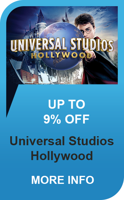 Universal Hollywood Tickets