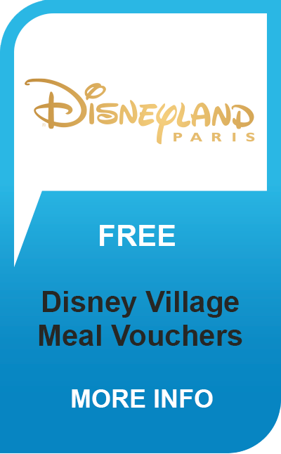 Free Meal Vouchers Disneyland Paris