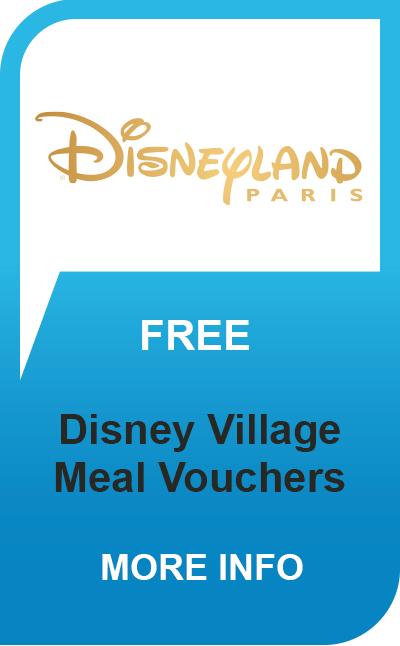 Free Meal Vouchers Disneyland Paris