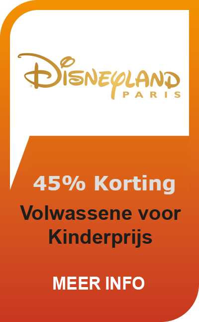 Disneyland® Parijs Tickets
