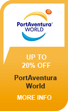 PortAventura tickets, offers and deals