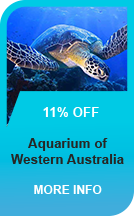 Aquarium of Western Australia Tickets