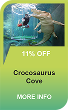 Crocosaurus Cove Tickets & Prices