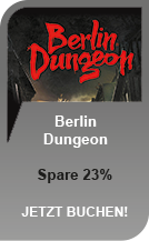 Berlin Dungeon Tickets