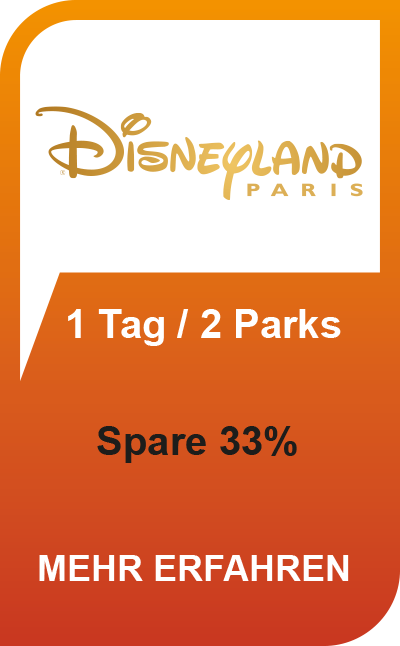 Disneyland® Paris Tickets & Angebote