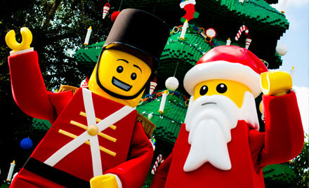 LEGOLAND Florida Special Multi Day Offer + Kids Eat Free!