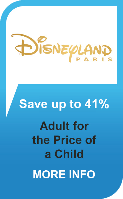 Disneyland Paris tickets, offers and deals