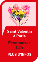 Saint Valentin Paris