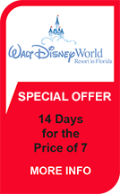 Walt Disney World Special Offer