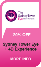 Sydney Tower Eye Tickets & Prices