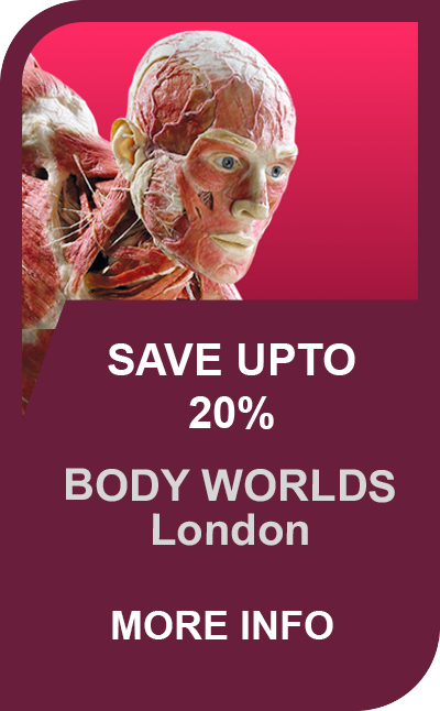 BODY WORLDS London