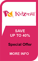 Kidzania Adult Discounts