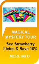 Magical Mystery Tour Tickets